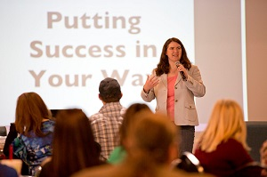 Keynoting SMTulsa, fourth consecutive year. Photo by Casey Hanson for SMTulsa
