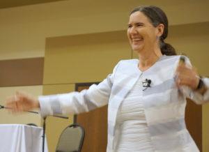 Keynote speaker Becky McCray