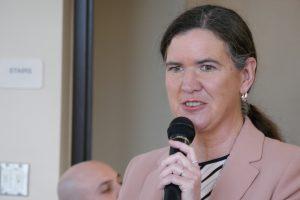 Speaker Becky McCray
