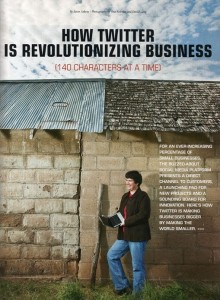 Featured in Entrepreneur Magazine