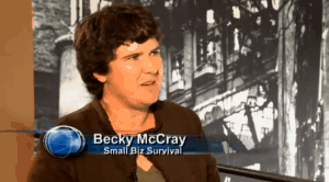Becky McCray on Oklahoma Horizon TV