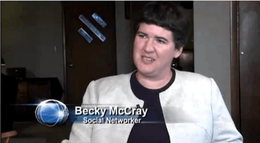 Becky McCray on Oklahoma Horizon TV